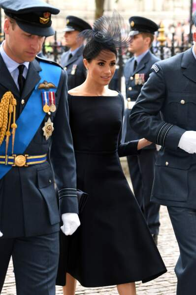 Centenaire de la Royal Air Force : Meghan Markle