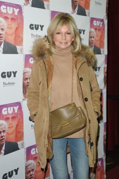 Le 3 décembre, Maryse Gildas a assisté à la projection du film d'Alex Lutz à Bobino