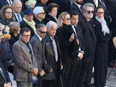 Dany Boon en solo, sans sa femme Yaël aux obsèques de Charles Aznavour