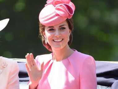 Kate Middleton et Charlotte d'Angleterre, en rose de mère en fille pour l'anniversaire d'Elisabeth II