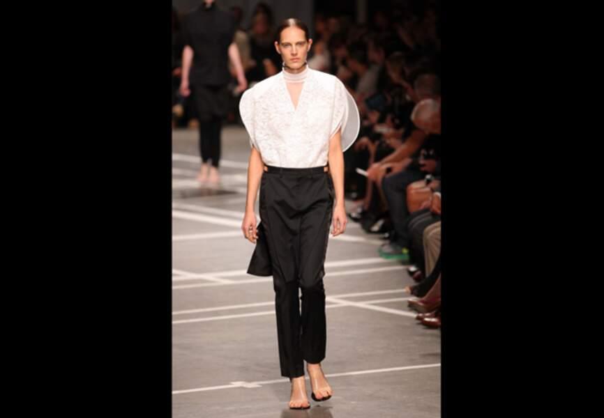 Givenchy, boyish sophistiqué
