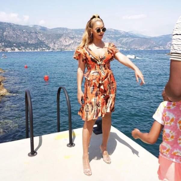 Beyoncé, maman de Blue Ivy, Sir et Rumi