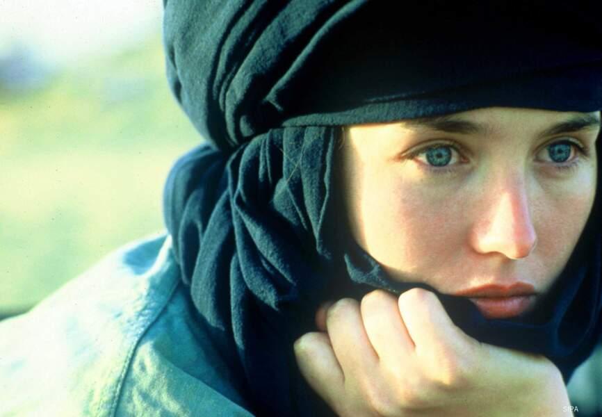 """Isabelle Adjani dans """"Ishtar"""" en 1987"""