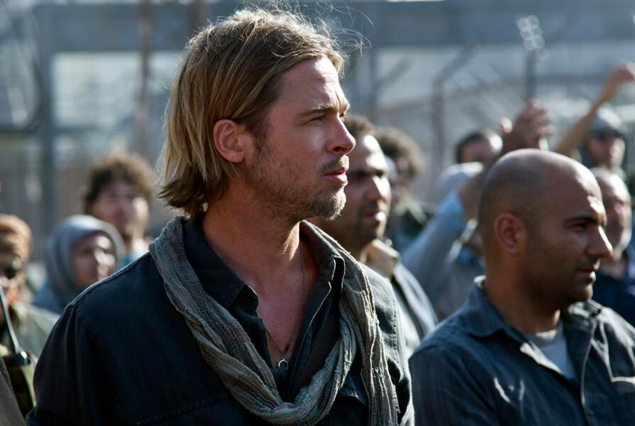 Brad Pitt dans World War Z (2013)