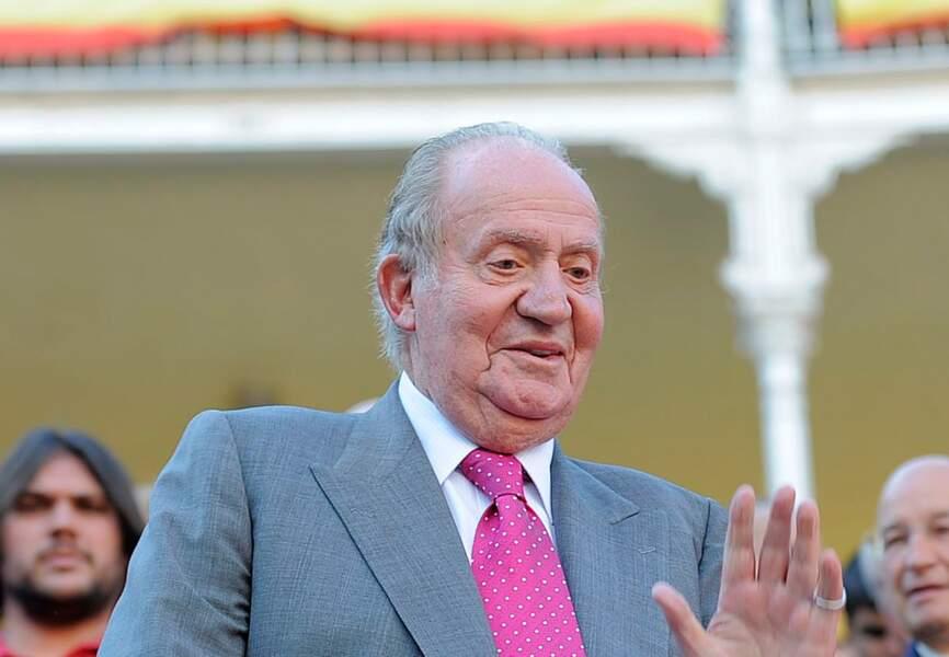 Depuis quelques temps un home revendique être le fils caché de l'ancien roi Juan Carlos d'Espagne