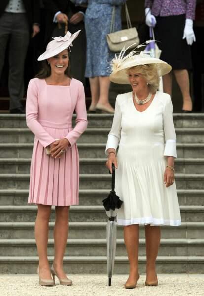 La duchesse aime les couleurs pastel
