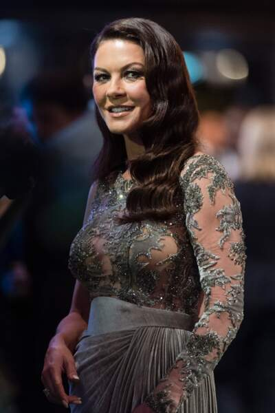 Catherine Zeta-Jones le 23 octobre 2017