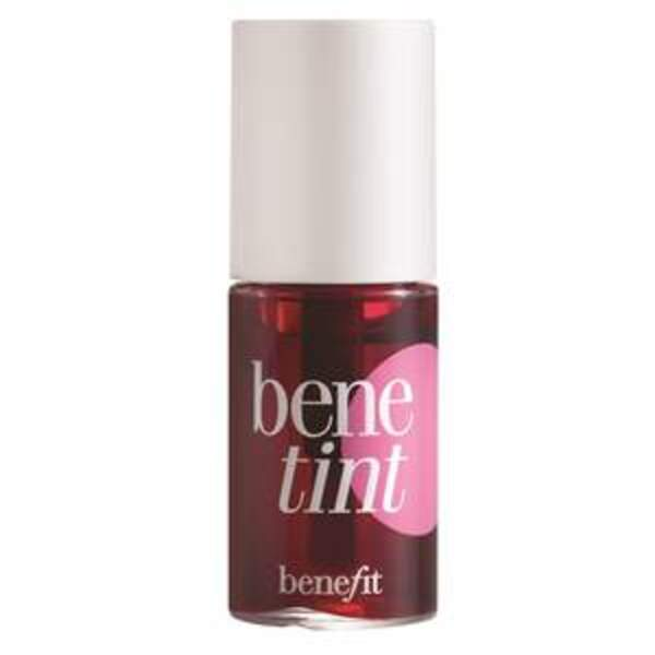 Benetint Mini Blush liquide joues et lèvres (13 €) de Benefit