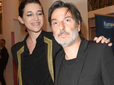 PHOTOS - Charlotte Gainsbourg et Yvan Attal main dans la main aux Molières 2018