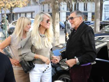 PHOTOS - Laeticia Hallyday : ses chaleureuses retrouvailles avec Jean-Claude Camus, le manager historique de Johnny