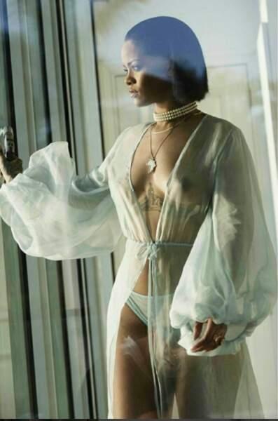 Comme il se doit, Rihanna a été précurseur en la matière.