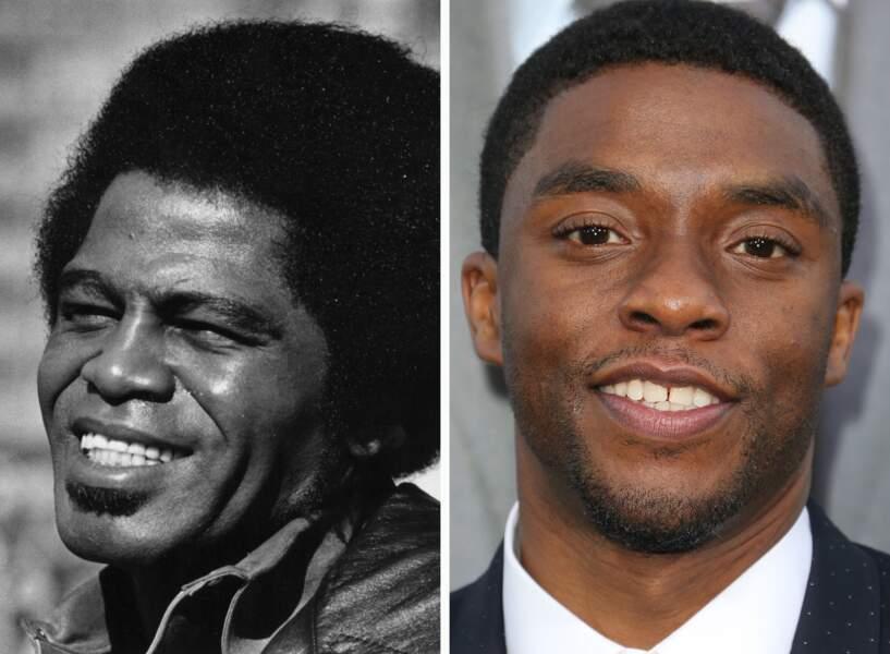 Chadwick Boseman interpète James Brown
