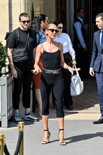 A 51 ans, Céline Dion entend bien profiter de la vie