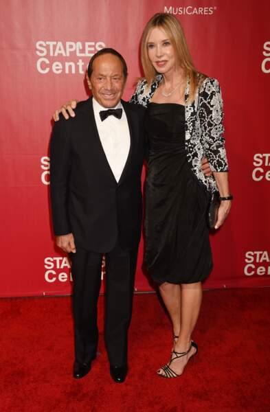 À 75 ans, Paul Anka s'est marié pour la troisième fois ! Sa nouvelle femme est Lisa Pemberton