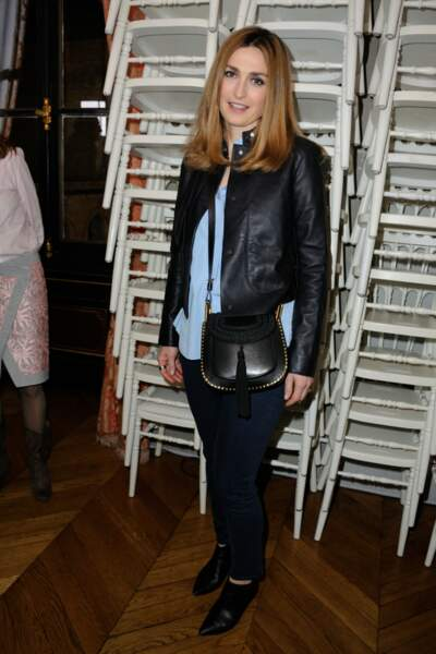 Julie Gayet chez Alexis Mabille