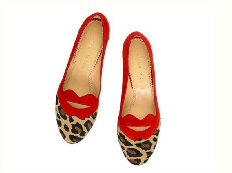 Slippers Bisoux, Charlotte Olympia, 575€