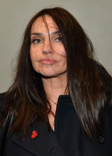 Béatrice Dalle en 2018