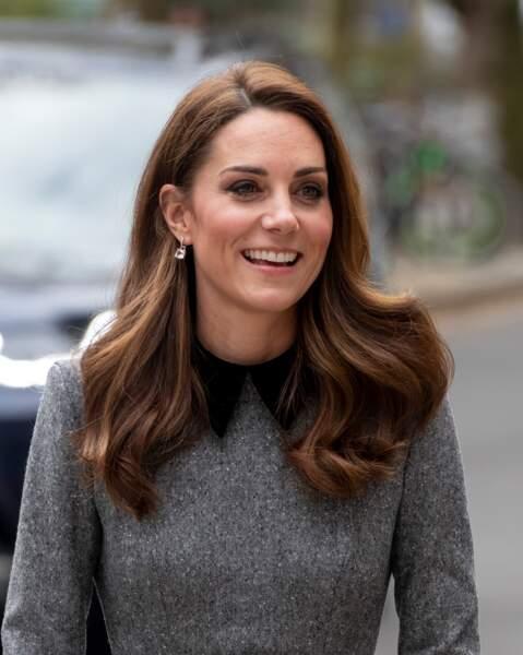 Kate Middleton, une princesse qui a décidément tout pour elle, même de sublimes yeux verts
