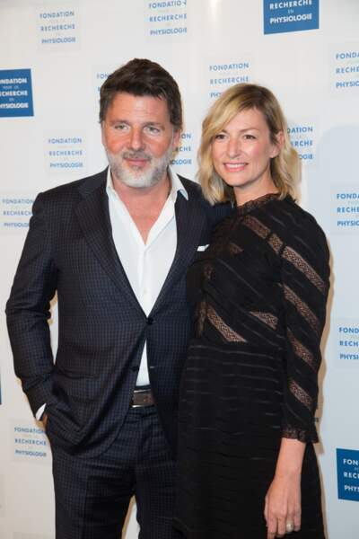 Philippe Lellouche et Vanessa Boisjean semblent filer le parfait amour