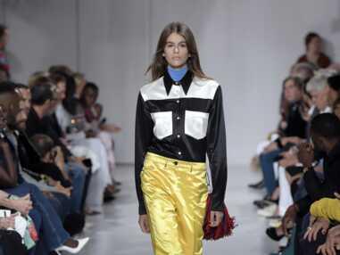 Fashion Week - les 21 looks de Kaia Gerber de New-York à Paris