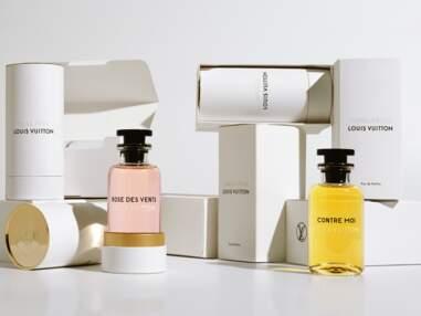 La collection de parfums Vuitton