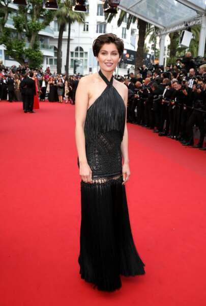 Laetitia Casta en 2015 au 68 ème festival de Cannes en mai 2015