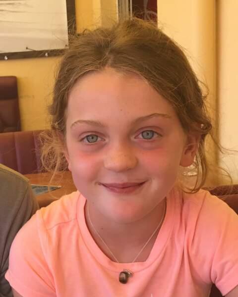 Grace a aujourd'hui 9 ans. Sa mère Rose Astor partage régulièrement des photos de la fillette sur Instagram