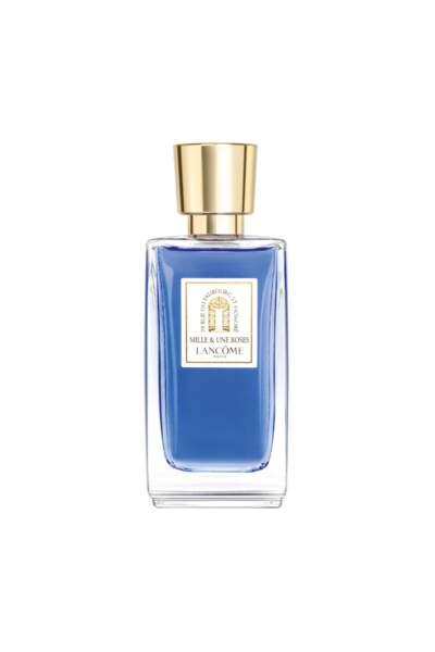 Son parfum 1001 Roses de Lancôme qui ne se fait plus...