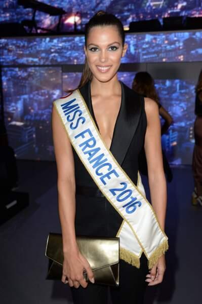 Miss France depuis 2016 Iris Mittenaere