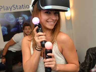 Danse avec les stars à la soirée Playstation VR