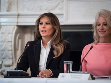 Melania Trump: l'affirmation d'un style
