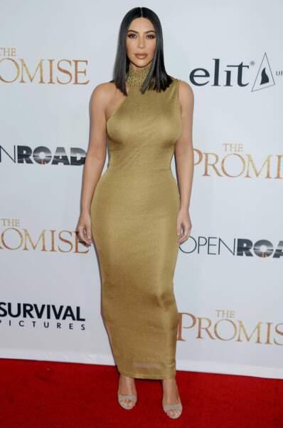 Kim Kardashian, digne sosie de la plus belle reine d'Egypte ?