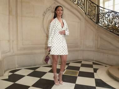 Tous les people au défilé Dior