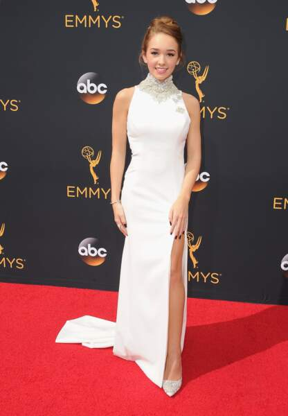 68e cérémonie des Emmy Awards - Holly Taylor