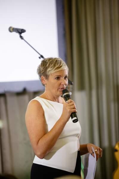 Sylvie Grincourt, la fondatrice de l'agence Mademoiselle