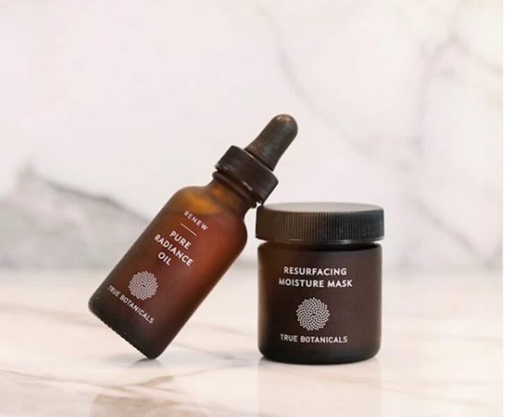 L'huile Pacific Pure Radiance de True Botanicals est l'un des soins chouchou de Garance Doré