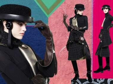 Les campagnes de mode façon collage
