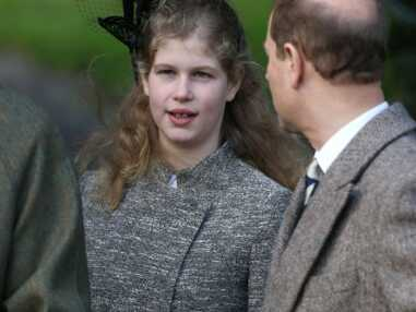 La famille royale d'Angleterre a Sandringham