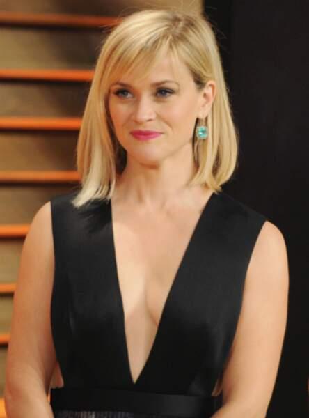 La frange asymétrique de Reese Witherspoon