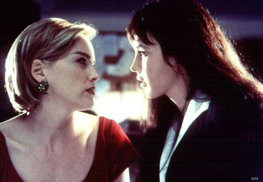 "Isabelle Adjani dans ""Diabolique"" en 1996"