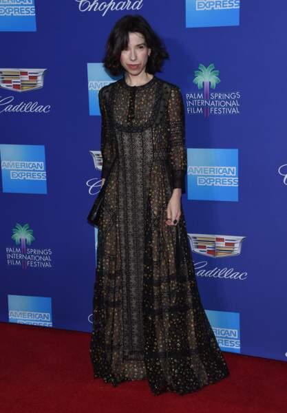 Sally Hawkins en robe transparente Christian Dior Cruise à l'esprit printanier