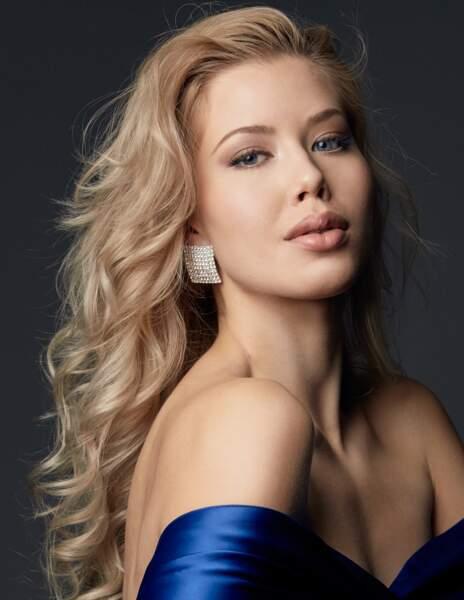 Ida Ovmar, Miss Suède