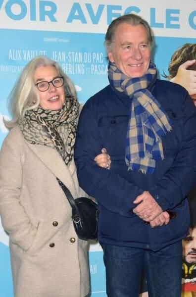 William Leymergie et sa femme Maryline