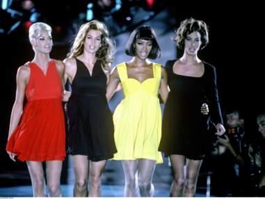 Rétro : Les premiers défilés des Tops des 90's