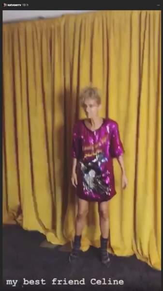 Pour Katy Perry, Céline Dion est une vraie reine