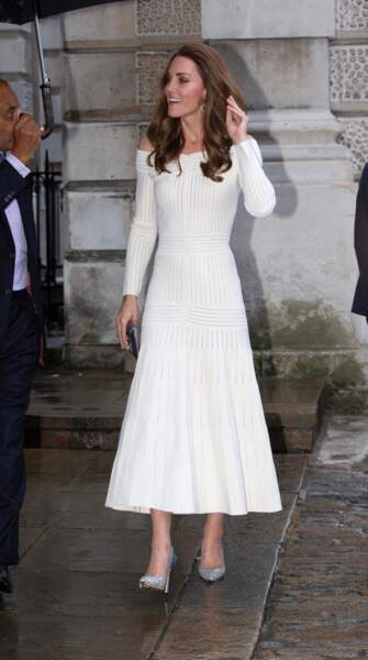 Kate Middleton maîtrise son look à la perfection à Londres, le 12 juin 2019
