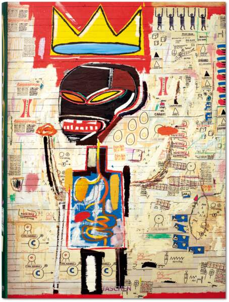 Jean-Michel Basquiat, Hans Werner Holzwarth, Eleanor Nairne, 500 pages, 150 €, TASCHEN.