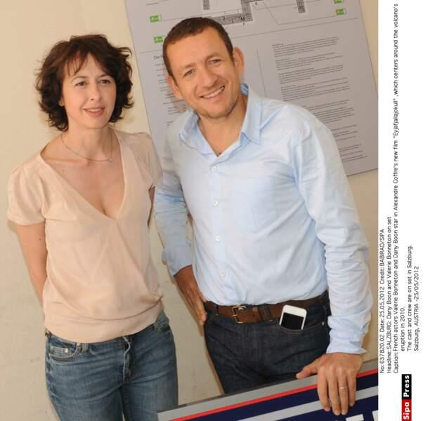 En 2013, Dany Boon retrouve sa complice Valérie Bonneton pour Eyjafjallajökuli