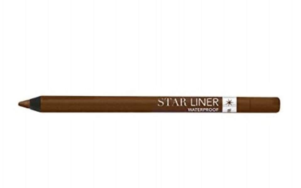 Starliner Crayon Eyeliner Ultra tenue Waterproof, Arcancil, 6,90 €