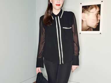 PHOTOS - Liv Tyler, sublime, présente au lancement de l'expo photos de Brooklyn Beckham